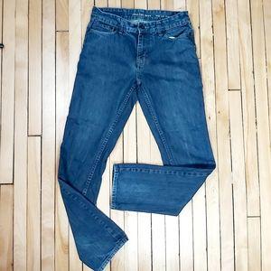 📣2/36$📣 Calvin Klein slim straight Jeans size 30